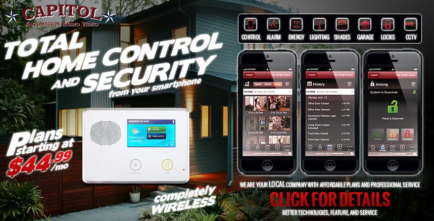 Security Systems Woodlands