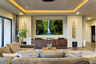Surround Sound Installation in The Woodlands Texas